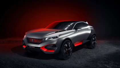 peugeot quartz concept 2560x1440 wallpaper