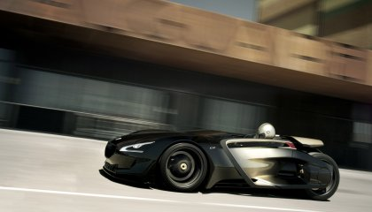 peugeot ex1 speed 2560x1440 wallpaper