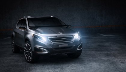 peugeot urban crossover concept 2560x1440 wallpaper