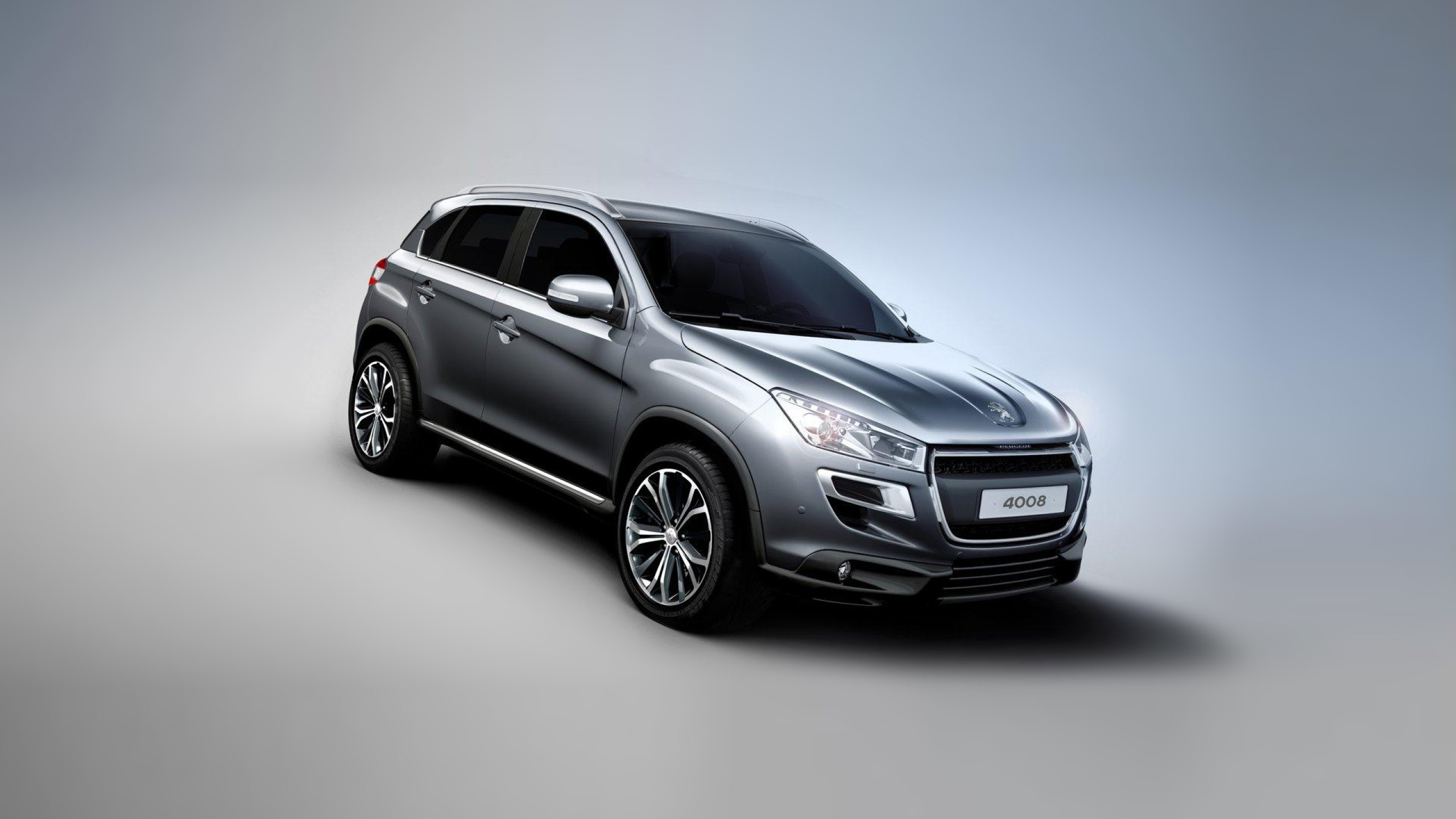 2012 peugeot 4008 grey 2560x1440 wallpaper