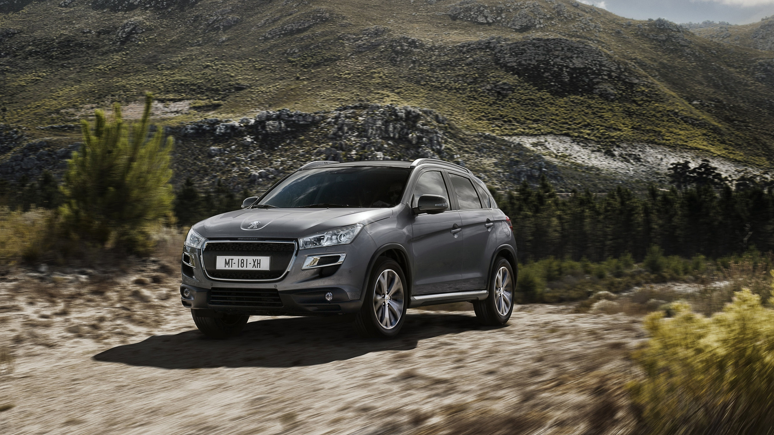 beautiful peugeot 4008 4x4 2560x1440 wallpaper