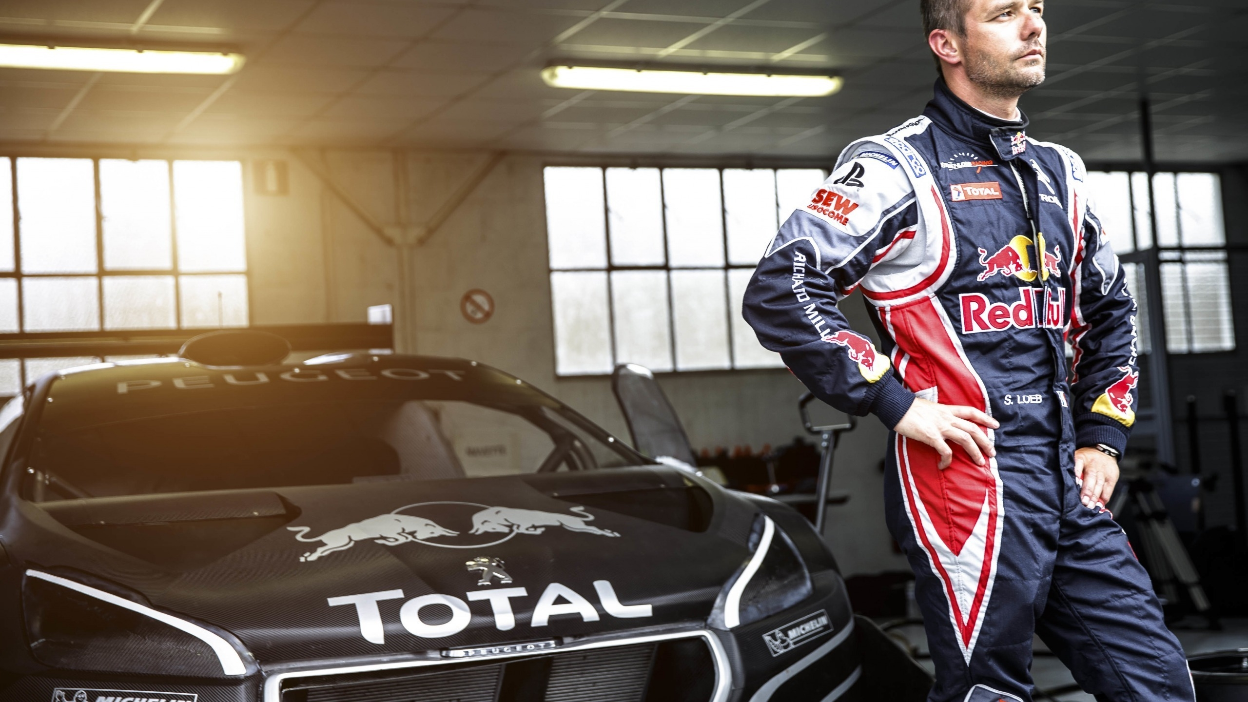 sebastien loeb 2560x1440 wallpaper