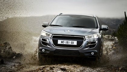 angry peugeot 4008 2560x1440 wallpaper