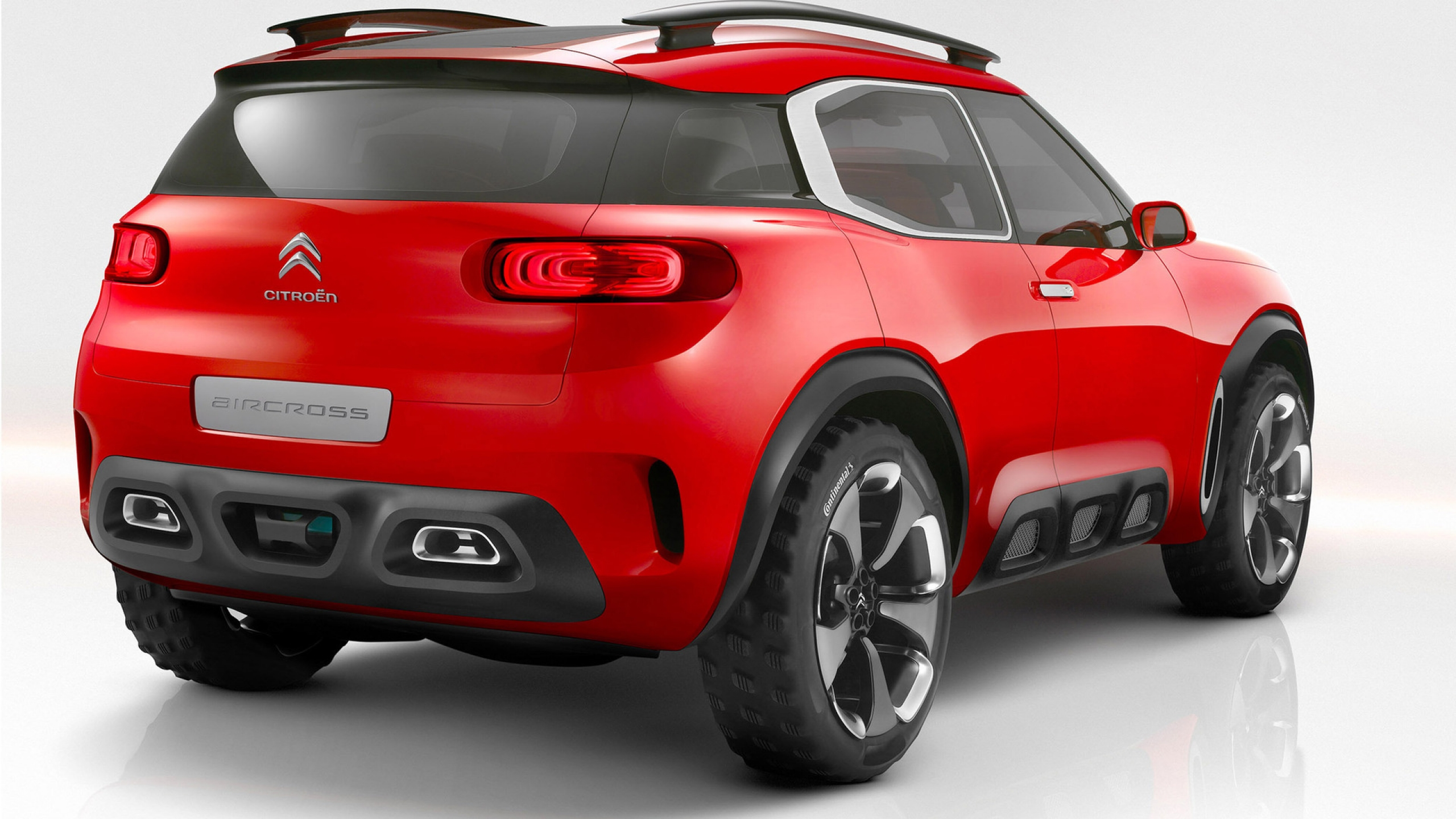 rear of citroen aircross concept 2560x1440 wallpaper 16215